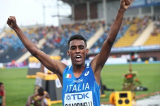 Yohannes Chiappinelli campione europeo 2017